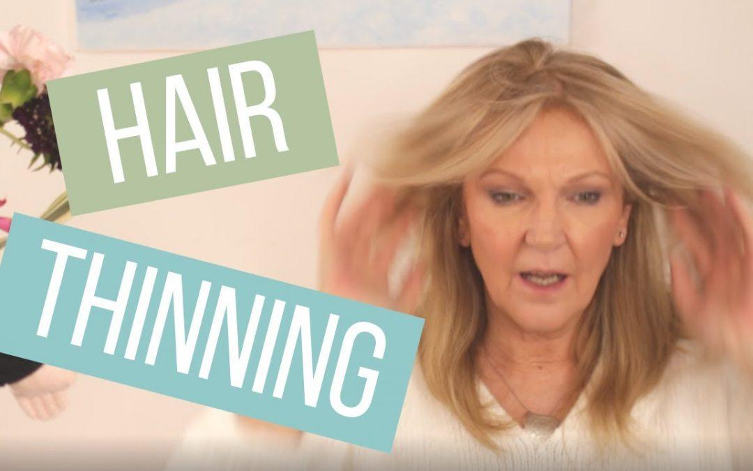 Thinning hair: Hair loss in women