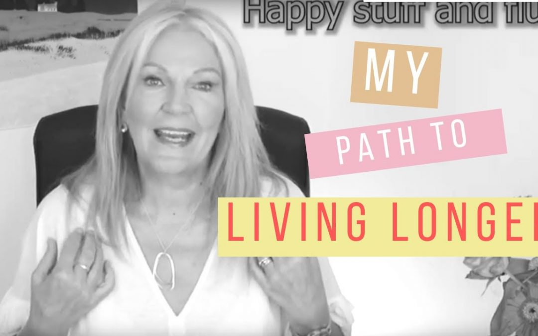 Reverse aging? My pathway to longevity