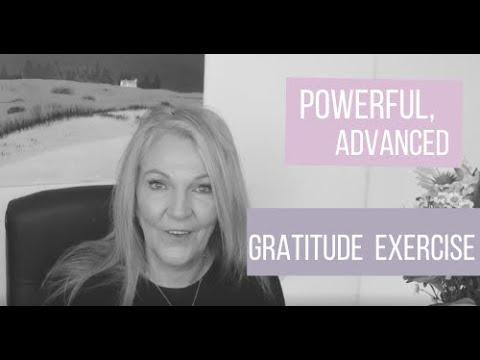 Practice gratitude workshop