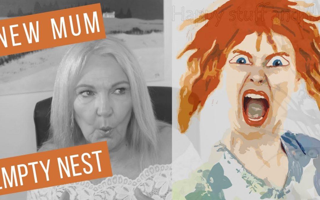 Identity crisis – Motherhood identity crisis