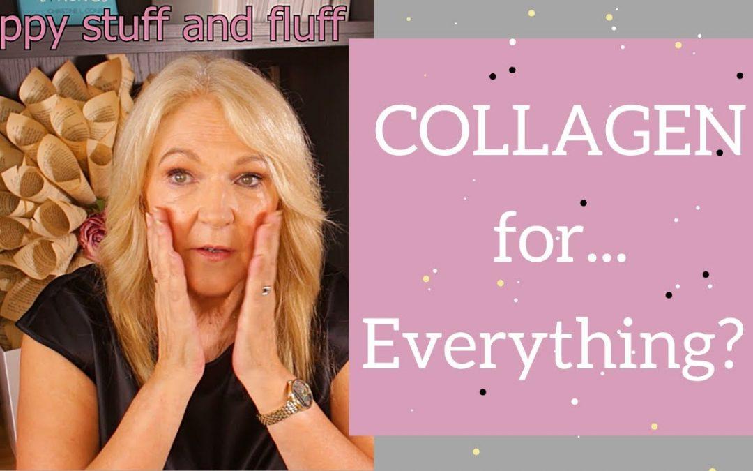 Collagen supplements (should you take collagen supplements)