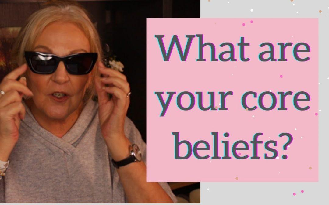 Belief systems (understanding your belief systems)