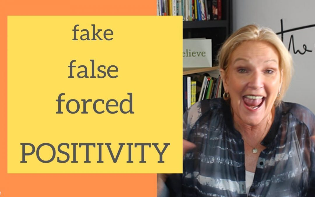 What is TOXIC positivity?